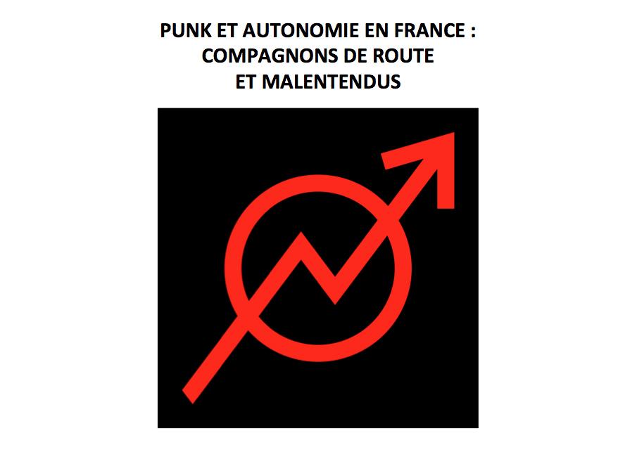 Conférence « Punk et autonomie en France : compagnons de route et malentendus »