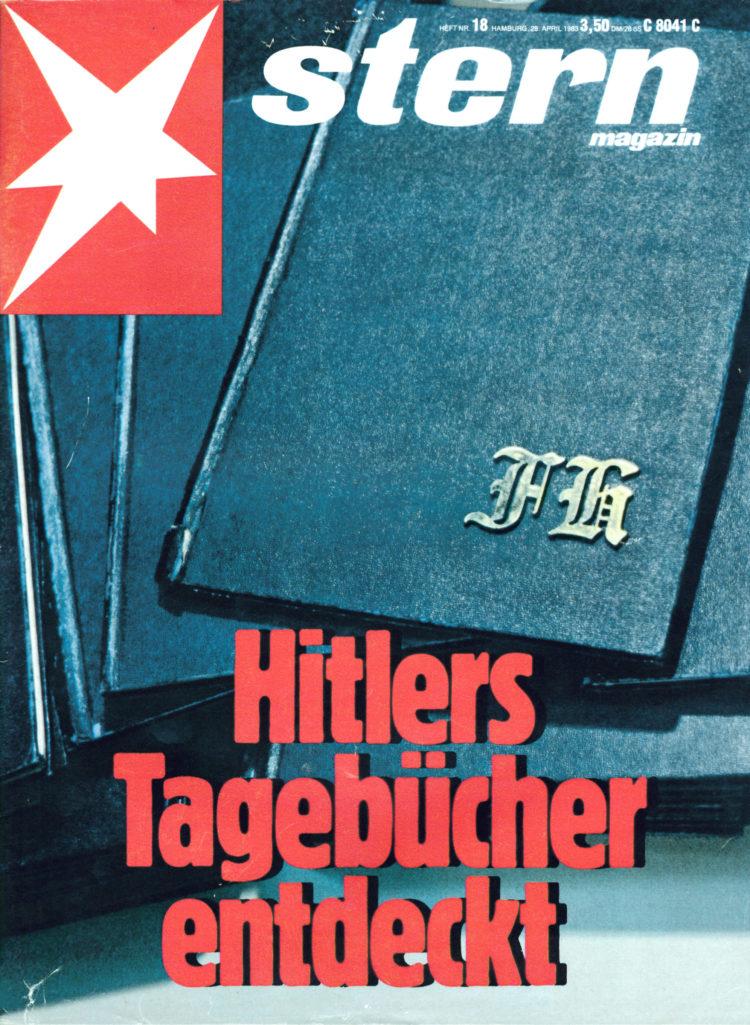L'affaire des carnets d'Hitler - Le Stern