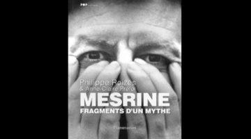 Philippe Roizès – Couverture Mesrine, fragments d'un mythe