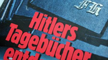 L'affaire des carnets d'Hitler