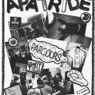 """Fanzine """"Apatride"""""""